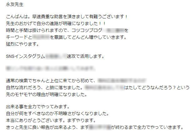 Webコンサルティング(通信)